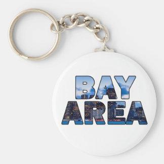 San- Francisco Baybereich Schlüsselanhänger