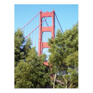 San- Francisco Baybrücke Postkarte