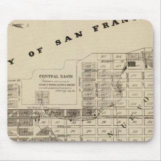San- Francisco Baysalz-Sumpf Mauspad