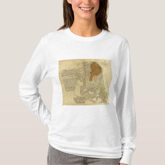 San Francisco brannte Bereich, 1906 T-Shirt