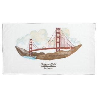 San Francisco Califorina Sehenswürdigkeiten Kissenbezug