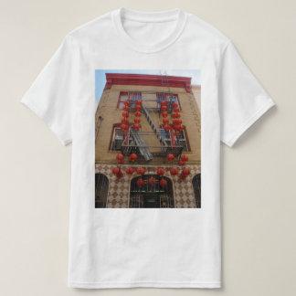 San Francisco Chinatown Tempel-T - Shirt