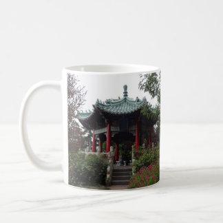 San Francisco chinesische Pavillon-Tasse Kaffeetasse
