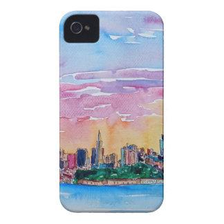 San Francisco der Dämmerung Sonnenuntergang Case-Mate iPhone 4 Hülle