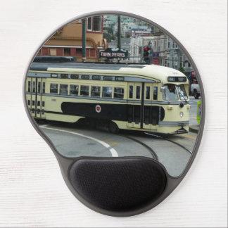 San Francisco Drahtseilbahn Gel Mouse Pad