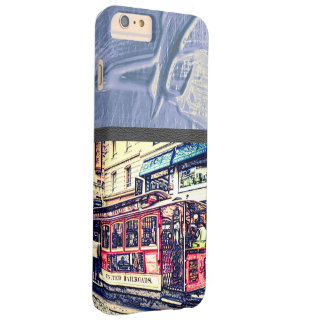 San Francisco Drahtseilbahn Barely There iPhone 6 Plus Hülle