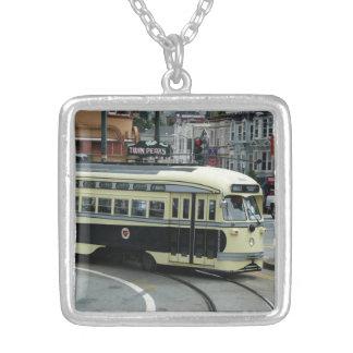 San Francisco Drahtseilbahn-Halskette