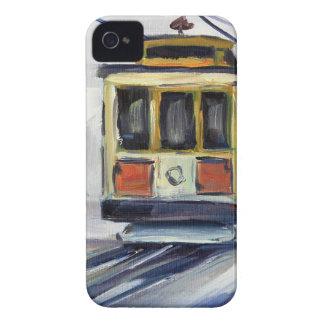 San Francisco Drahtseilbahn iPhone 4 Case-Mate Hülle