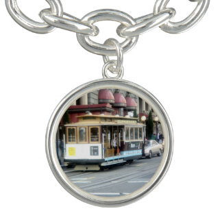 San Francisco Drahtseilbahn Armband