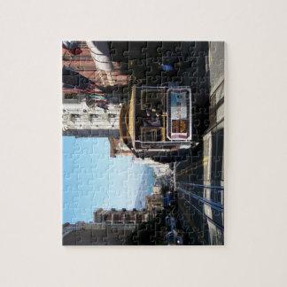 San Francisco Drahtseilbahn Jigsaw Puzzles