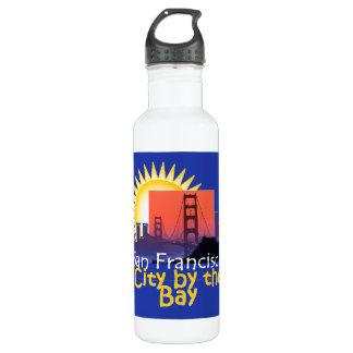 SAN FRANCISCO EDELSTAHLFLASCHE