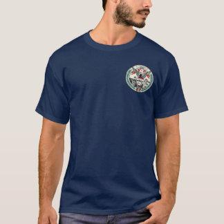 San Francisco Feuerwehr-T-Stück T-Shirt