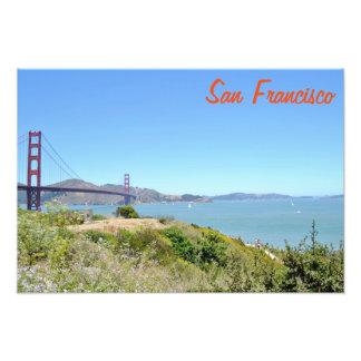 San Francisco Fotodruck
