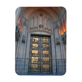 San Francisco Ghiberti Tür-Magnet Magnet