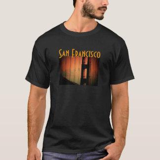San Francisco (Gold) T - Shirt
