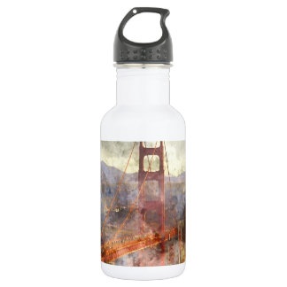 San Francisco Golden gate bridge in Kalifornien Trinkflasche