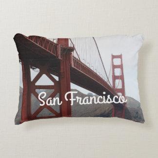 San Francisco, Golden gate bridge-Kissen Dekokissen