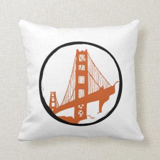 San Francisco, Golden gate bridge-Kissen Kissen