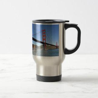 San Francisco Golden gate bridge Reisebecher