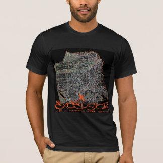San Francisco Hobelspäne T-Shirt