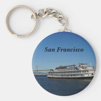 San Francisco Hornblower Kreuzfahrt #2 Keychain Schlüsselanhänger