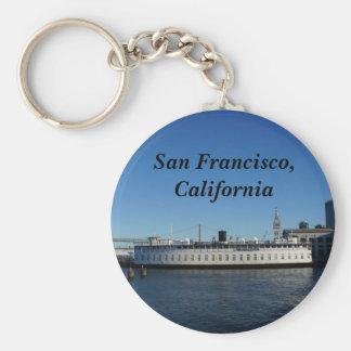 San Francisco Hornblower Kreuzfahrt Keychain Schlüsselanhänger