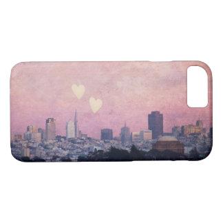San Francisco, in dem wir unseren Herzen iPhone iPhone 8/7 Hülle