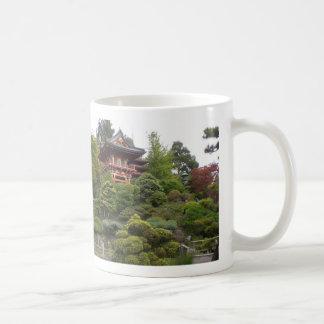 San Francisco japanische Tee-Garten-Tasse Kaffeetasse