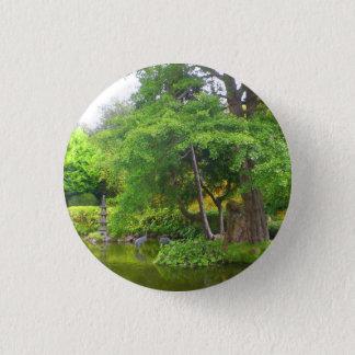 San Francisco japanischer Knopf des Runder Button 3,2 Cm