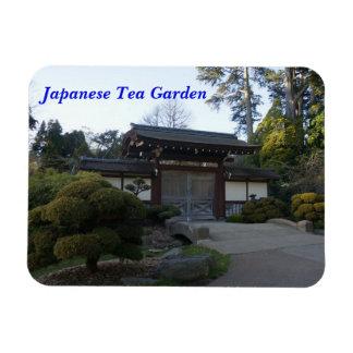 San Francisco japanischer Magnet des Tee-Garten-#5