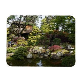 San Francisco japanischer Magnet des Tee-Garten-#6