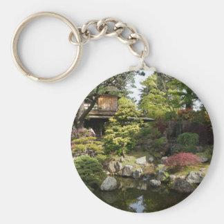 San Francisco japanischer Tee-Garten #6 Keychain Schlüsselanhänger