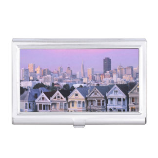 San Francisco, Kalifornien. Ansicht von Visitenkarten Dose