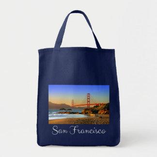 San Francisco, Kalifornien Golden Gate Brücke Einkaufstasche