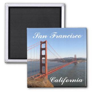 San Francisco Kalifornien Kühlschrankmagnet