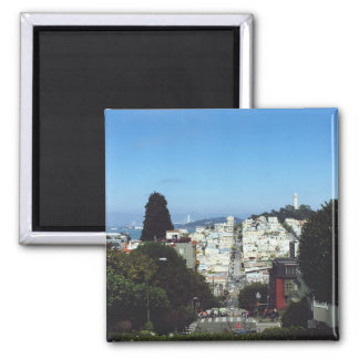 San Francisco Kalifornien Magnet