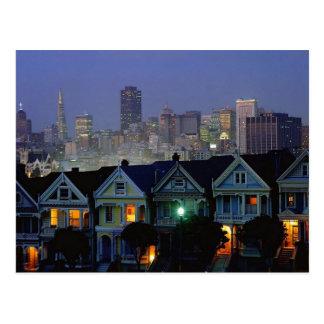 San Francisco Kalifornien USA Postkarte