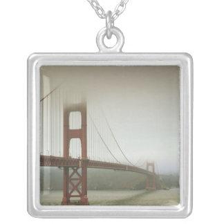 San Francisco, Kalifornien Versilberte Kette