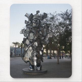 San Francisco LaChiffonniere Skulptur #2 Mousepad