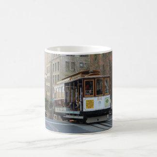 San Francisco Laufkatze-Tasse Kaffeetasse
