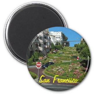 San Francisco Magnet Kühlschrankmagnete