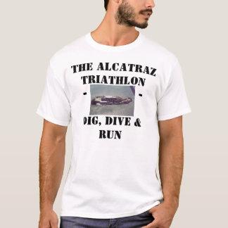 San Francisco mit Alcatraz T-Shirt