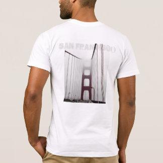 San Francisco Nebel (hinter) T-Shirt