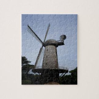 San Francisco niederländische Windmühlen-Puzzle Puzzle