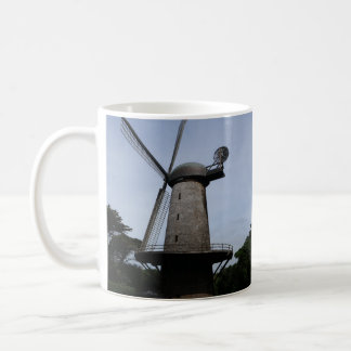 San Francisco niederländische Windmühlen-Tasse Kaffeetasse