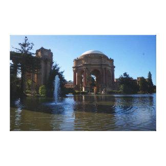 San Francisco Palast der Leinwand der feinen