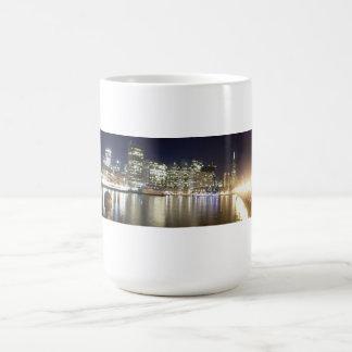 San Francisco panoramisch Kaffeetasse