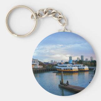 San Francisco Pier 39 #3-1 Keychain Schlüsselanhänger