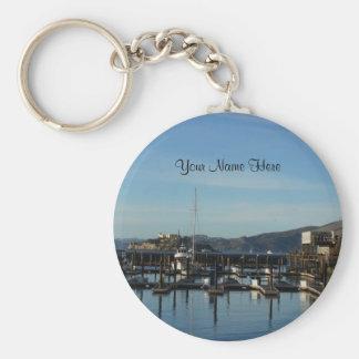San Francisco Pier 39 #8 Keychain Schlüsselanhänger