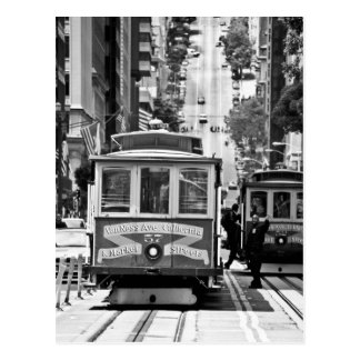 SAN FRANCISCO POSTKARTEN